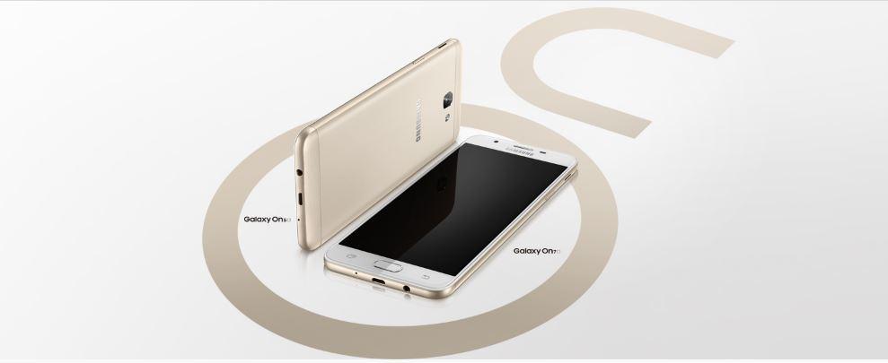 Samsung、5.5インチスマホ「Galaxy On7 (2016)」を発表