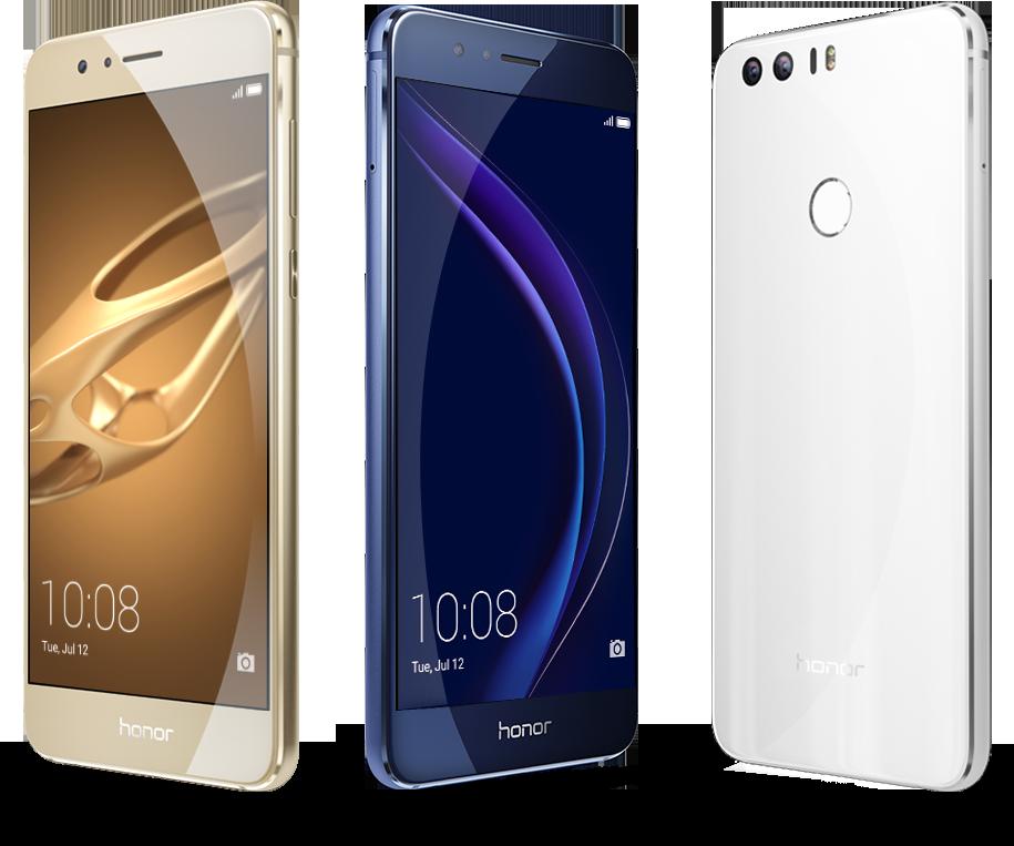 Huawei ジャパン、「honor 8」をAndroid 7.0にするアップデートを1月16日より配信へ
