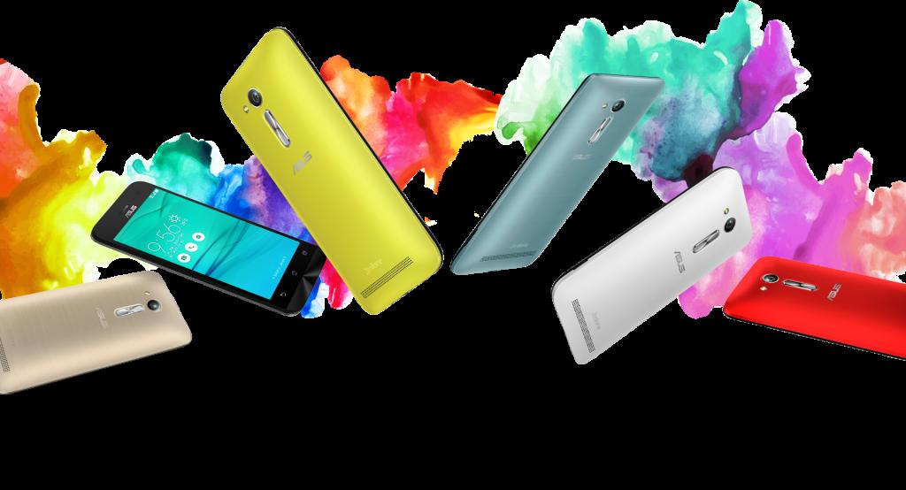 ASUS、4.5インチ版「ZenFone Go (ZB450KL)」を3290台湾ドルで発売へ
