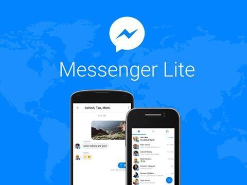Facebook Liteが日本でもダウンロード可能に
