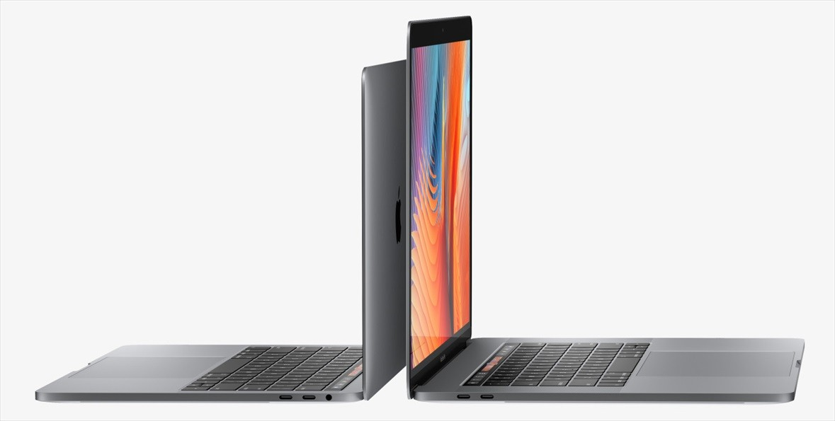 Apple、MacBook Proを10月28日より発売-Touch BarやTouch IDを搭載