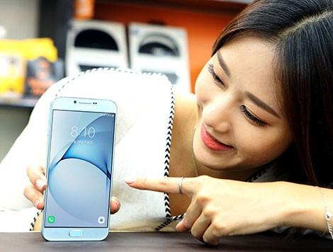 Samsung 、5.7インチスマートフォン「Galaxy A8 (2016)」を10月5日に韓国で発売へ