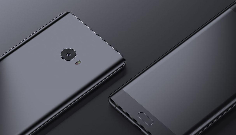 中国 Xiaomi 5.7インチスマートフォン「Mi Note 2」を11月1日に中国で発売へ