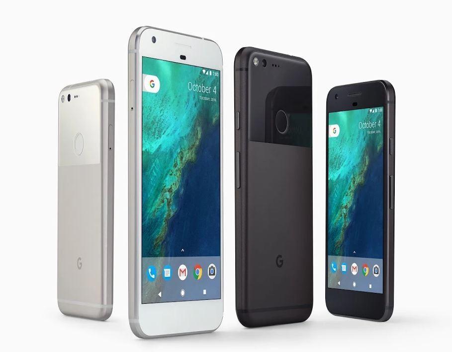 Google Assistantと連携したスマートフォン「Pixel」を発表-日本は販売国に含まれず