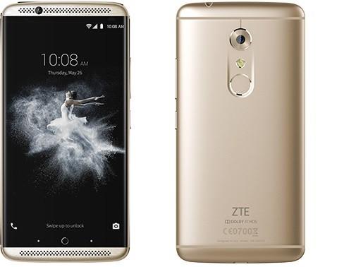 ZTE ジャパン、Snapdragon 820 、RAM 4GB 搭載5.5インチスマホ「AXON 7」を59,800円で10月21日に発売へ