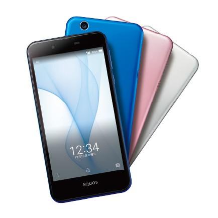 UQ mobile、シャープ製スマホ「AQUOS L」を11月下旬に発売へ