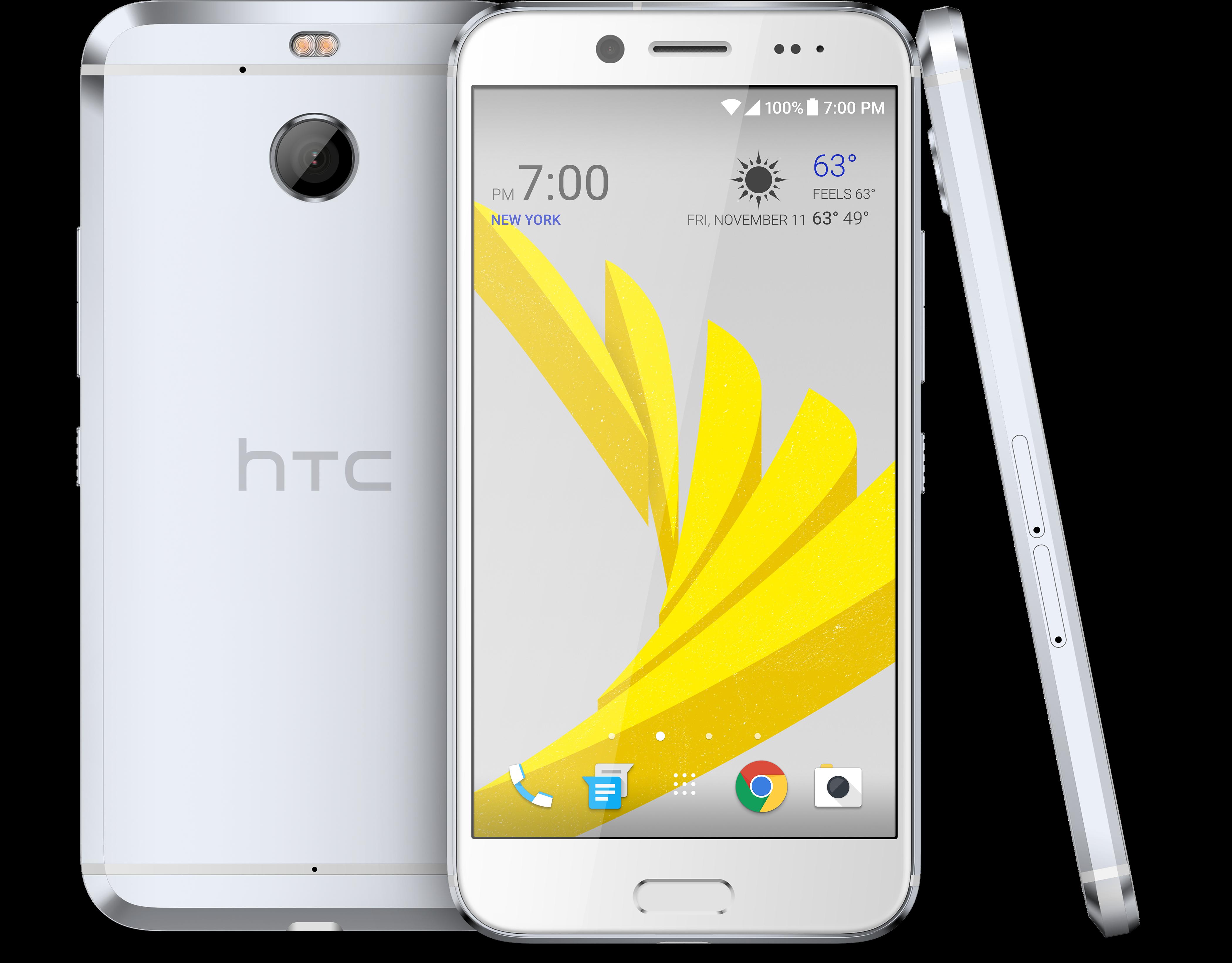 HTC、米 Sprint 向け 防水対応 Android 7.0 搭載スマホ「Bolt」を11月11日より発売へ