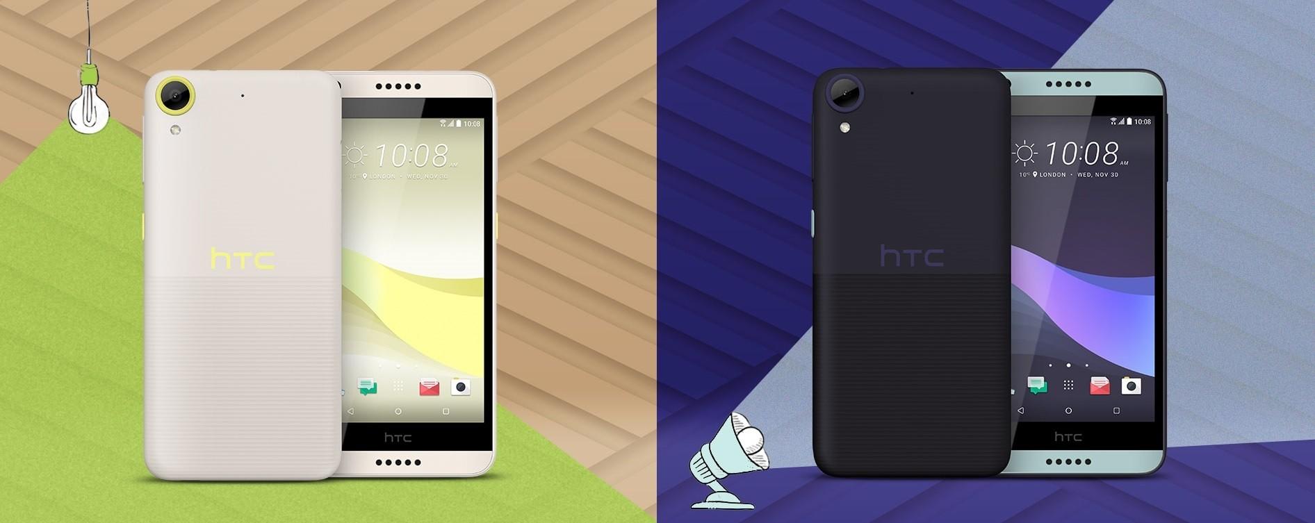 HTC ミッドレンジスマホ「Desire 650」を発表