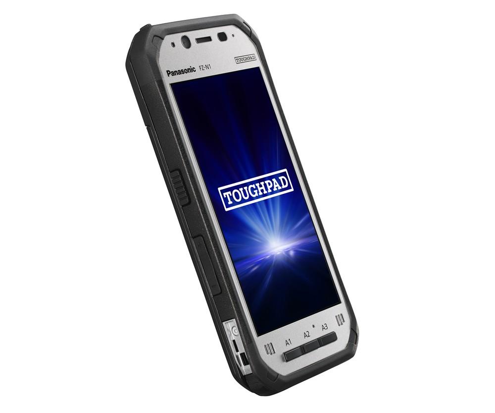 パナソニック、指紋センサー搭載「TOUGHPAD FZ-N1」を発表