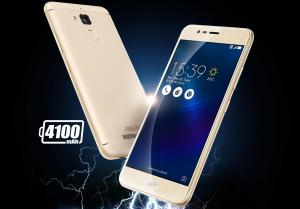 ASUS ジャパン、大容量4100mAhバッテリーを搭載のZenFone 3 Maxを発表。一月中旬発売
