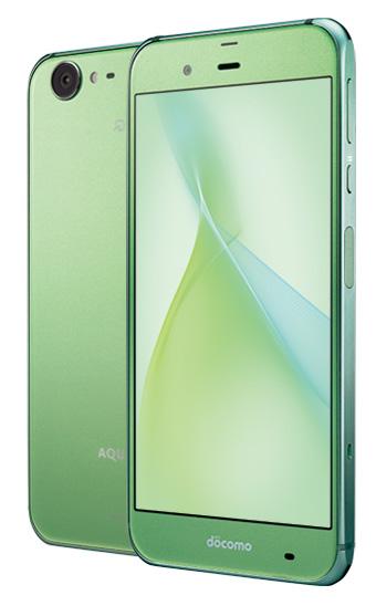 NTTドコモ、SHARP AQUOS ZETA 「SH-04H」に対してAndroid 7.0のアップデートを12月15日より実施