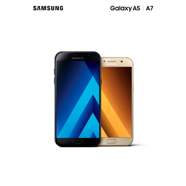 Samsung Galaxy A7(2017)にAndroid 7.0を配信