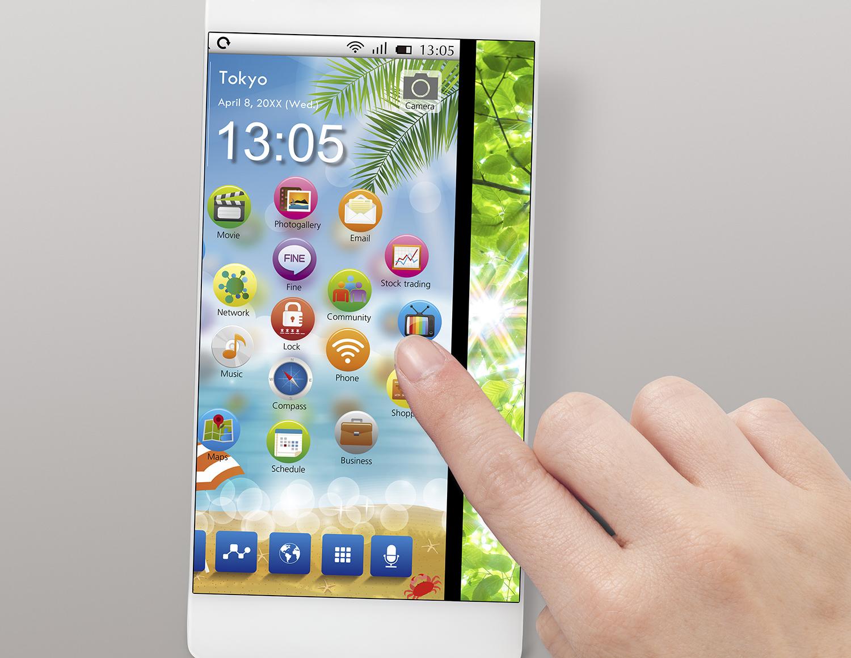 ジャパンディスプレイ、プレミアムモデル向け液晶(2560×1440ドット)の量産を開始