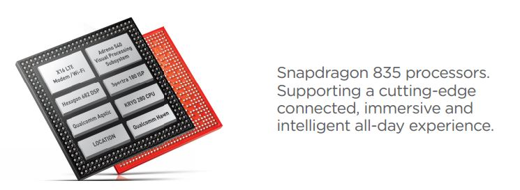 Qualcomm、Snapdragon 835の詳細を公開