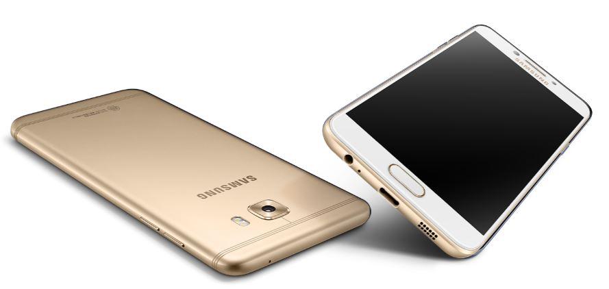 Samsung、中国市場向けスマホ「Galaxy C7 Pro」を発表