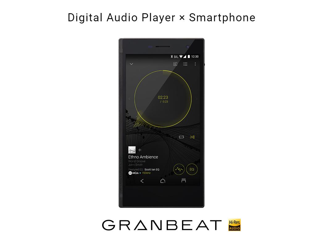 【追記】オンキヨー、オーディオ性能に注力したスマートフォン「GRANBEAT DP-CMX1」発表。2月下旬より販売
