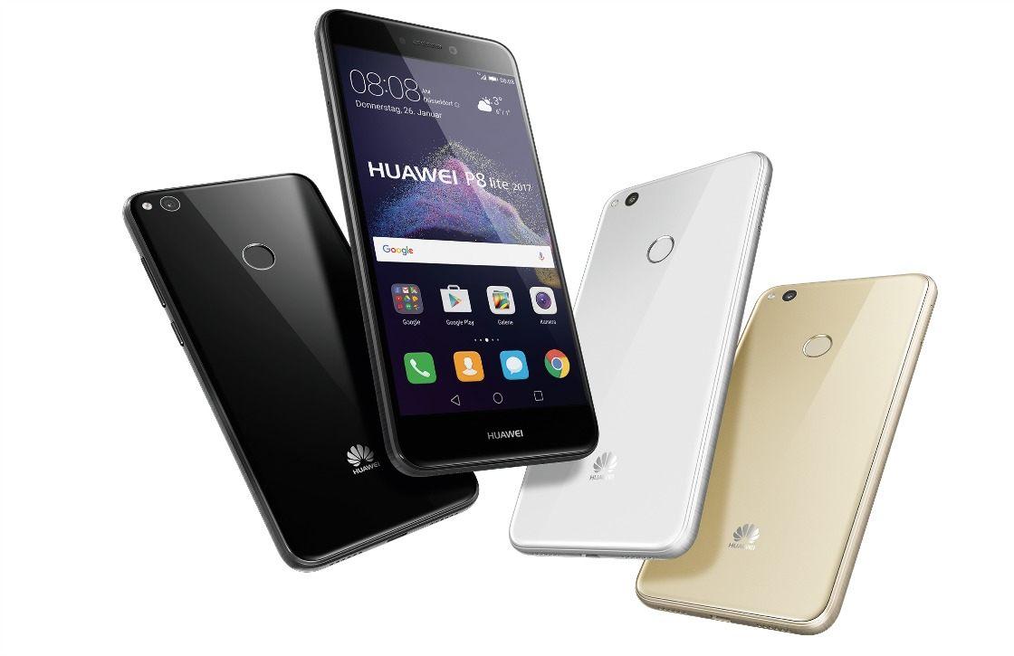 Huawei P8 lite (2017)を欧州で発売へ-Kirin 655 / 指紋センサー搭載