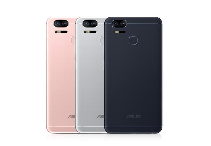 ASUS、「ZenFone 3 Zoom」と「ZenFone AR」を発表