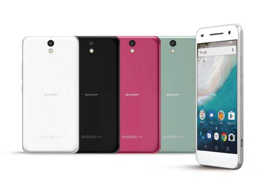 ワイモバイル、Android Oneスマホ「S1」「S2」を発表-シャープ、京セラから