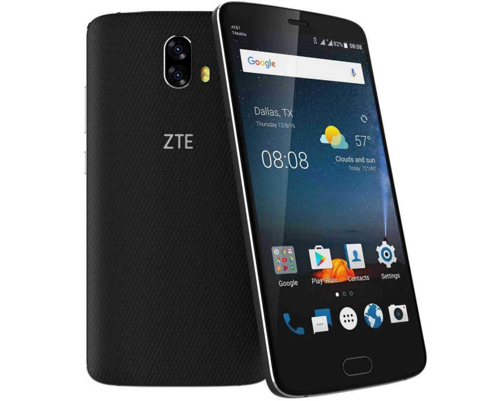 ZTE 「Blade V8 Pro」をCES 2017にて披露 – 今までになかったミドルハイデュアルレンズスマートフォン