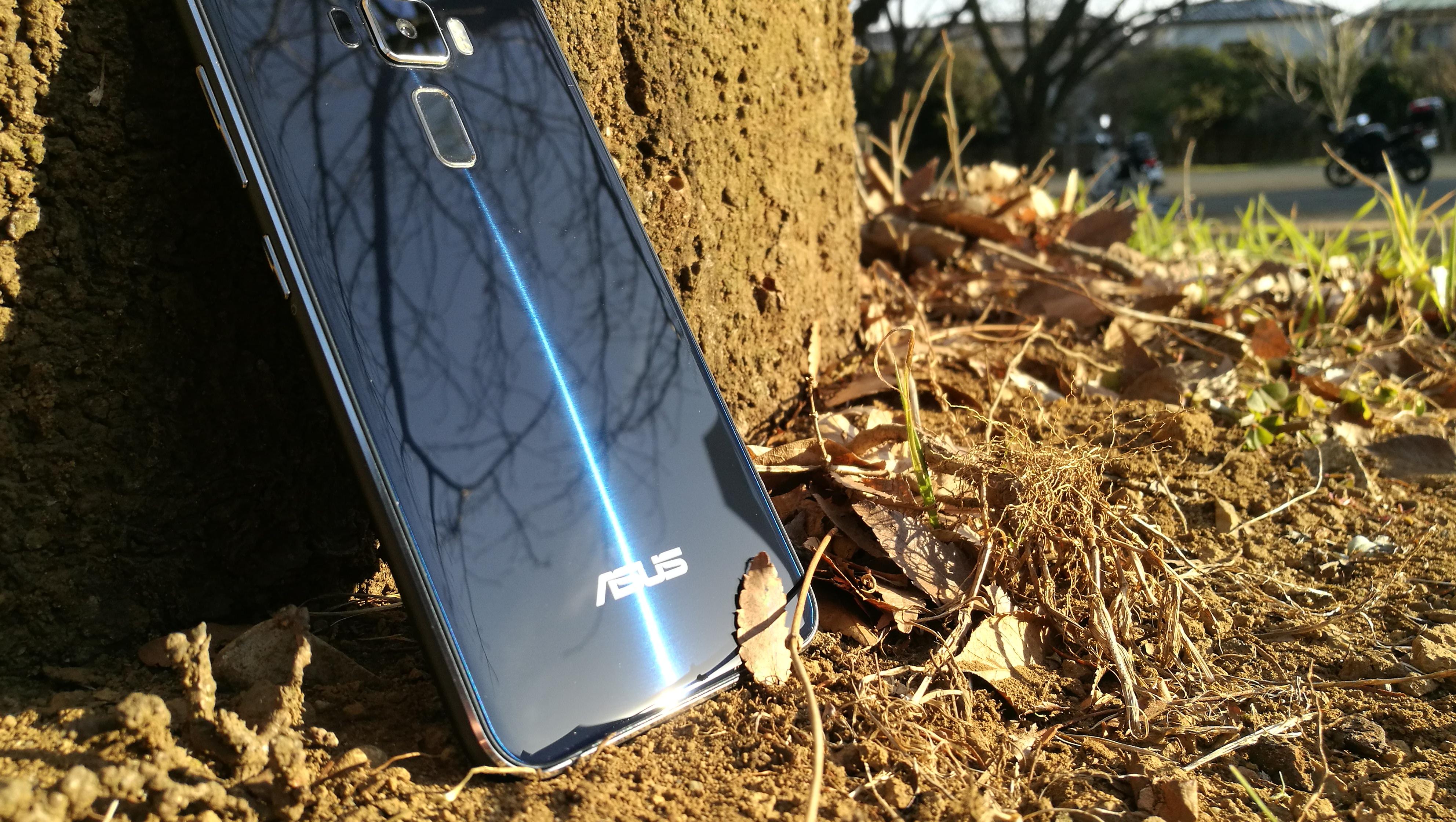 ZenFone 3で再確認する「禅」のデザイン