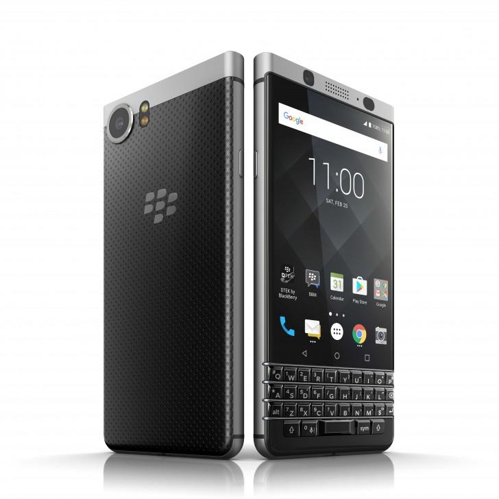 Blackberry待望のQWERTYスレート端末最新作 Mercuryこと「KEYone」が2月25日に発表