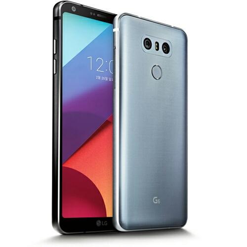 LG、狭額ベゼルを採用したフラッグシップモデル「G6」を発表