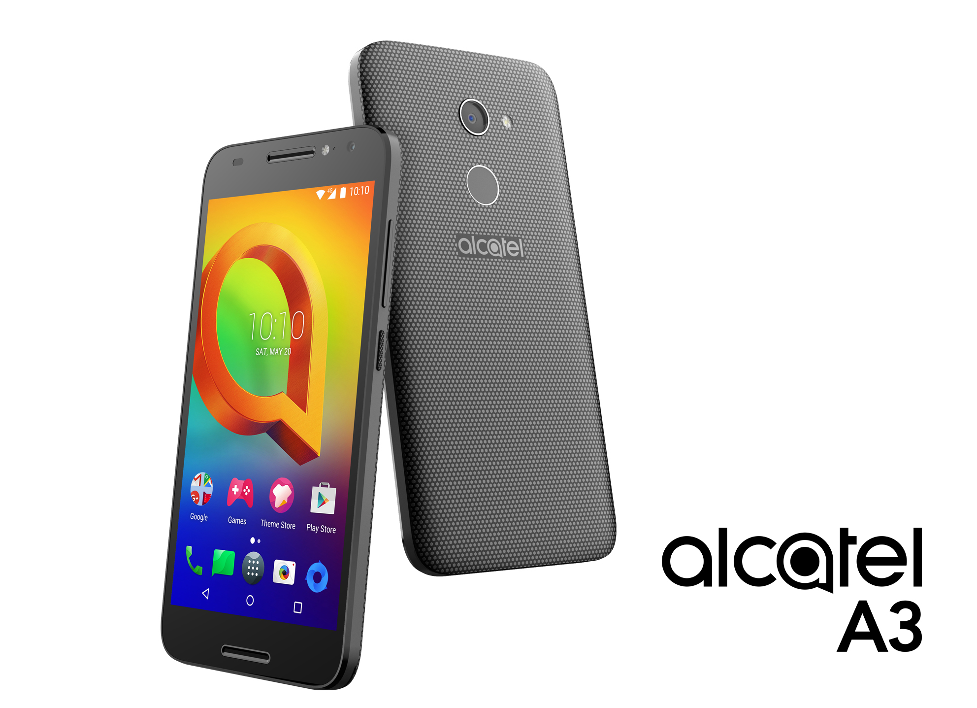 Alcatel、エントリー/ミドルレンジスマホ「Alcatel A3 / U5 / A5 LED」を発表