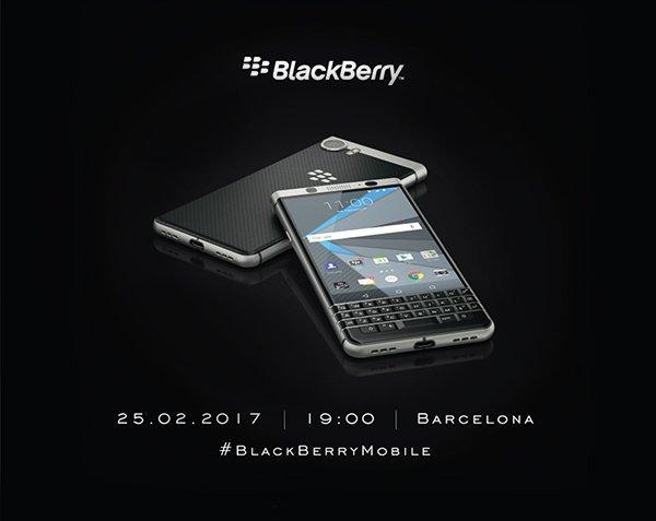 「Blackberry Mercury」は今月25日にお披露目か