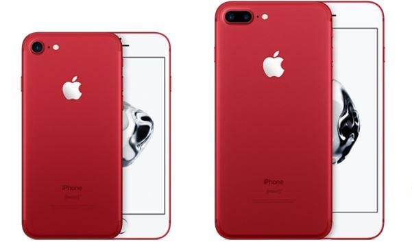 アップルが本物のアップルに-iPhone 7 / Plusに「RED SPECIAL EDITION」を3月25日より国内発売へ
