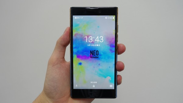 NuAns NEO[Reloaded]、Indiegogoでファンディング開始ー海外展開を目指す