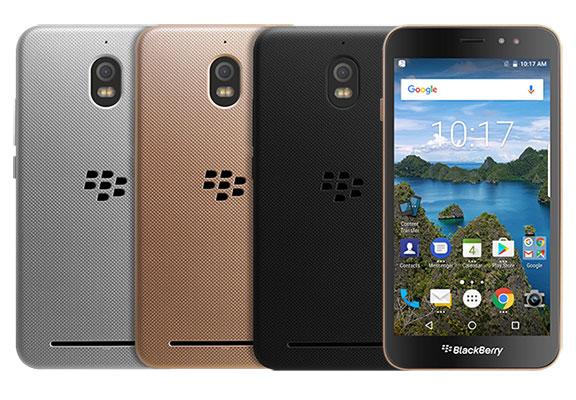 BlackBerry、ミッドレンジスペックの「Aurora」発表