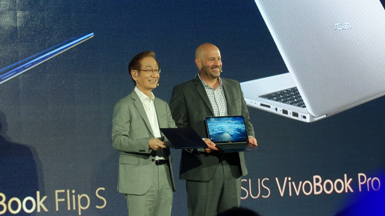 ASUS 「ZenBook Flip S / Pro / 3 Deluxe」と「VivoBook Pro 15 / S」のポジショニングについて