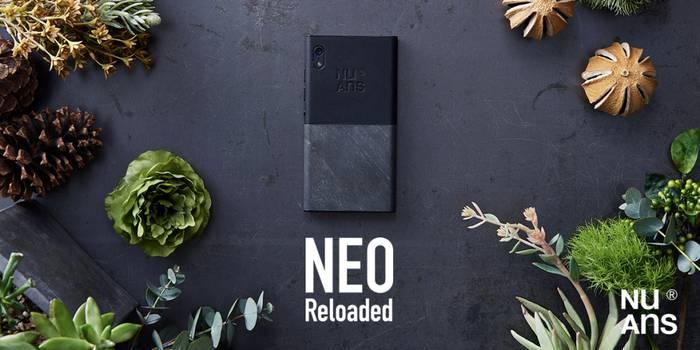 Trinity、NuAns NEO [Reloaded] 発売日を6月上旬に延期