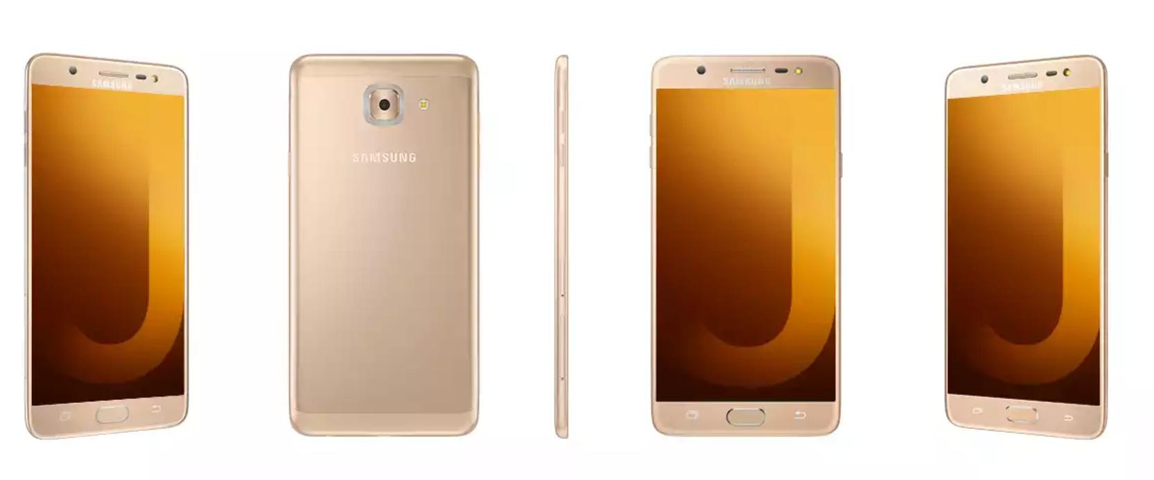Samsung、ミドルレンジスマホ「Galaxy J7 Max / Pro」をインドで発表