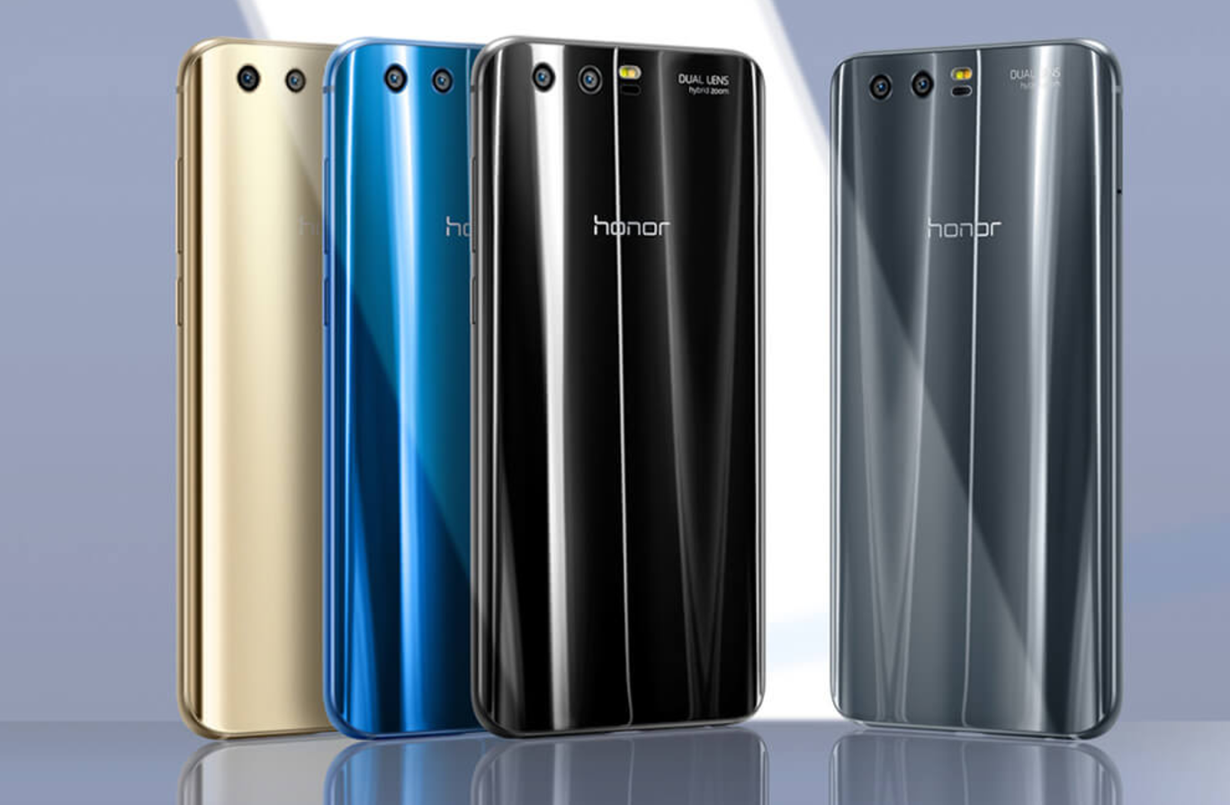 HUAWEI、honorフラグシップモデル「honor 9」を中国で発表