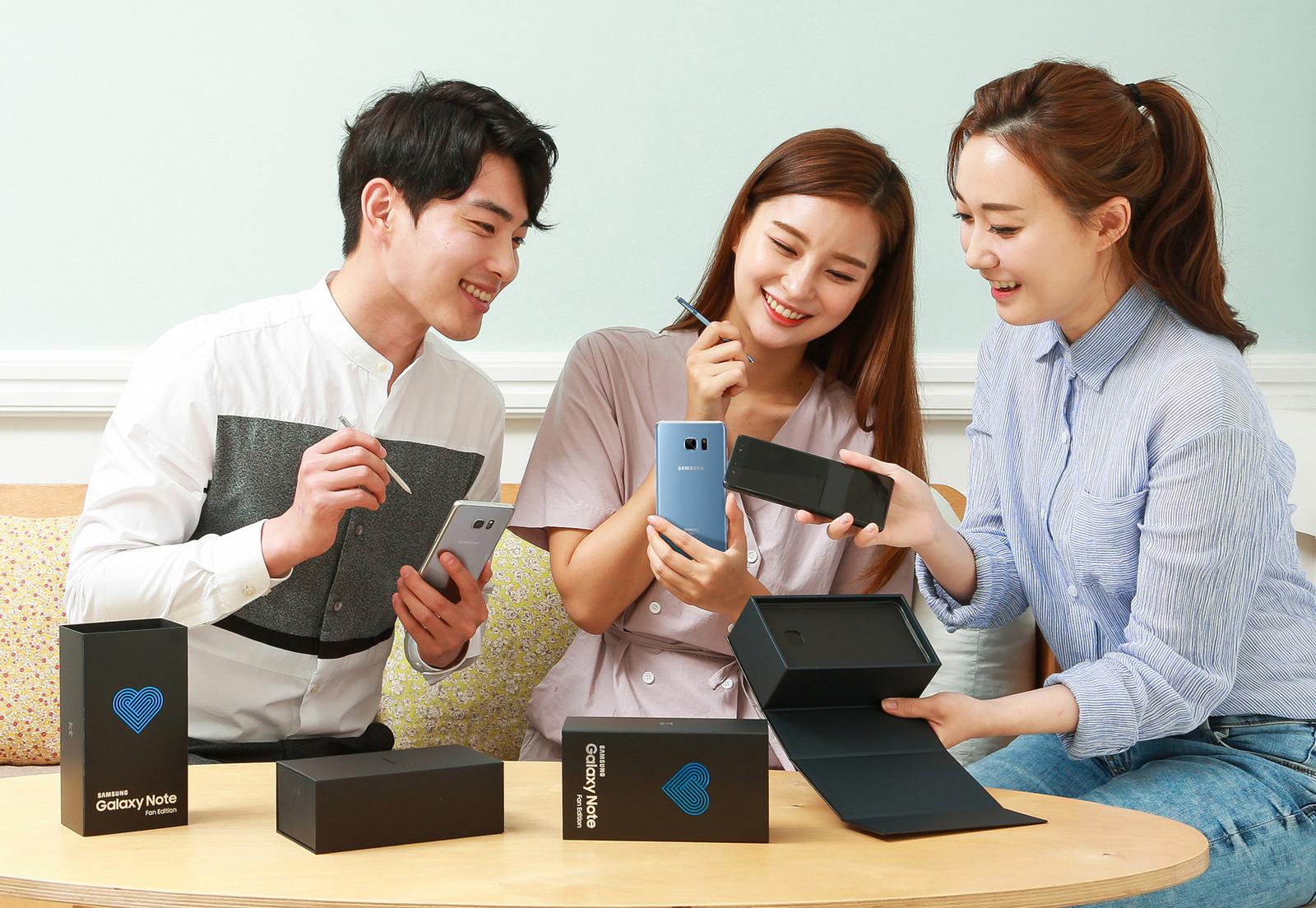 Samsung、Galaxy Note8は9月に発売される可能性が浮上