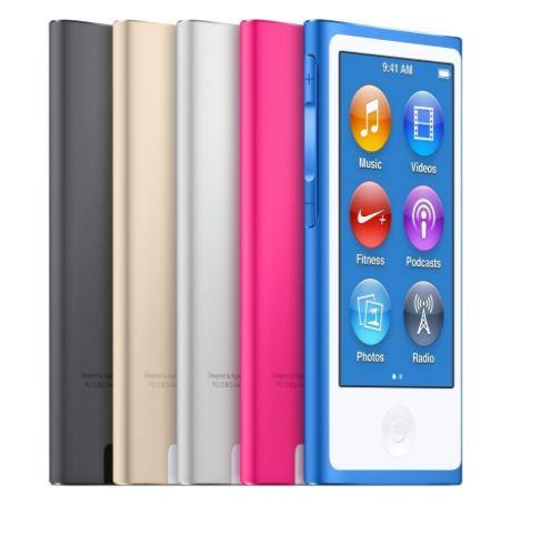 Apple、「iPod nano」と「iPod shuffle」の販売を終了