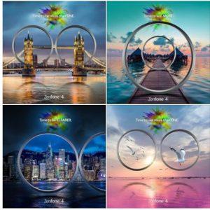 ASUS、「ZenFone 4」のティザー画像を公開、デュアルカメラ搭載か