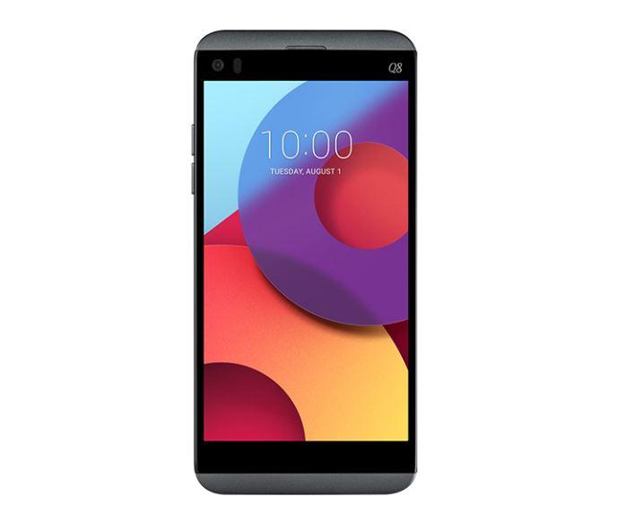 LG、V20の小型モデルともいえる「LG Q8」を発表