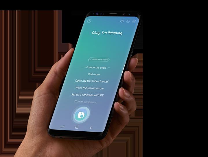 Samsung Bixby Voiceが英語対応、Galaxy S8とGalaxy S8+で利用可能に