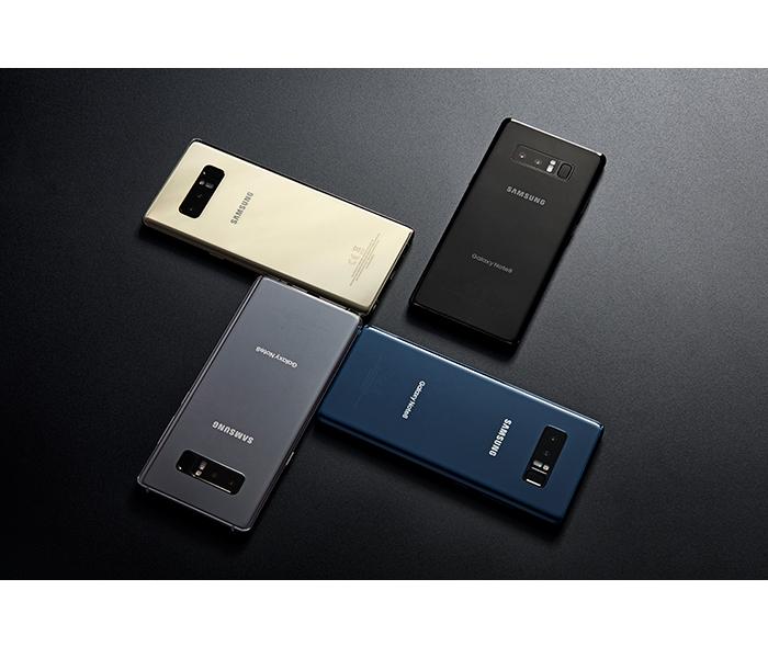 au KDDIからSamsung Galaxy Note8が登場、10月26日発売