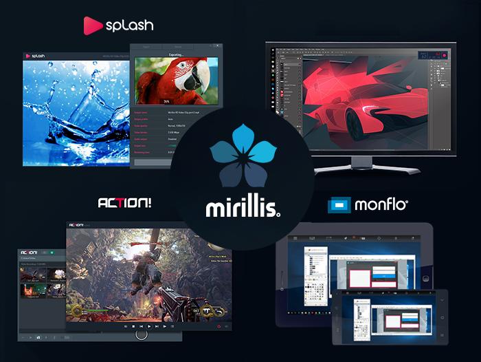 Mirillis、日本向け直営オンラインショップを開設