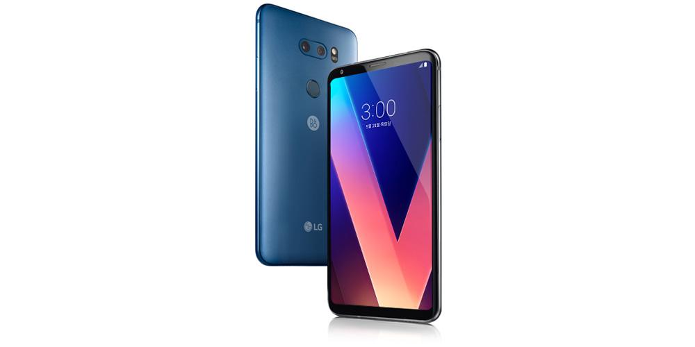LG、Galaxyキラーのフラッグシップスマホ「LG V30」を発表