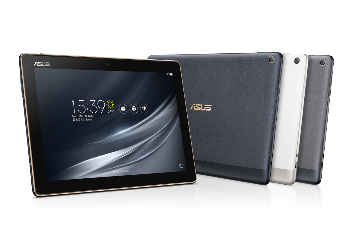 ASUS ジャパン、手軽にマルチウィンドウを楽しめる「ZenPad 10(Z301M)」を発表、22,800円