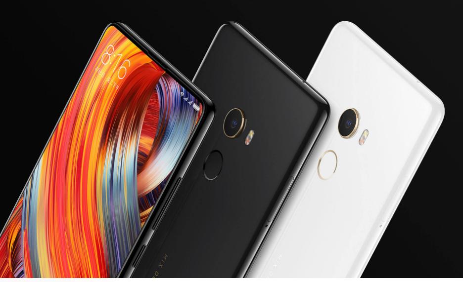Xiaomi、MIXシリーズの最新モデルとなるMi MIX 2を発表。