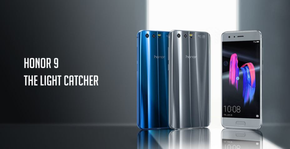 HUAWEI、「honor 9」にAndroid 8.0 OSバージョンアップを開始