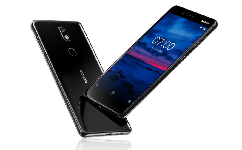 ノキア、Snapdragon 630搭載スマホ「Nokia 7」を発表