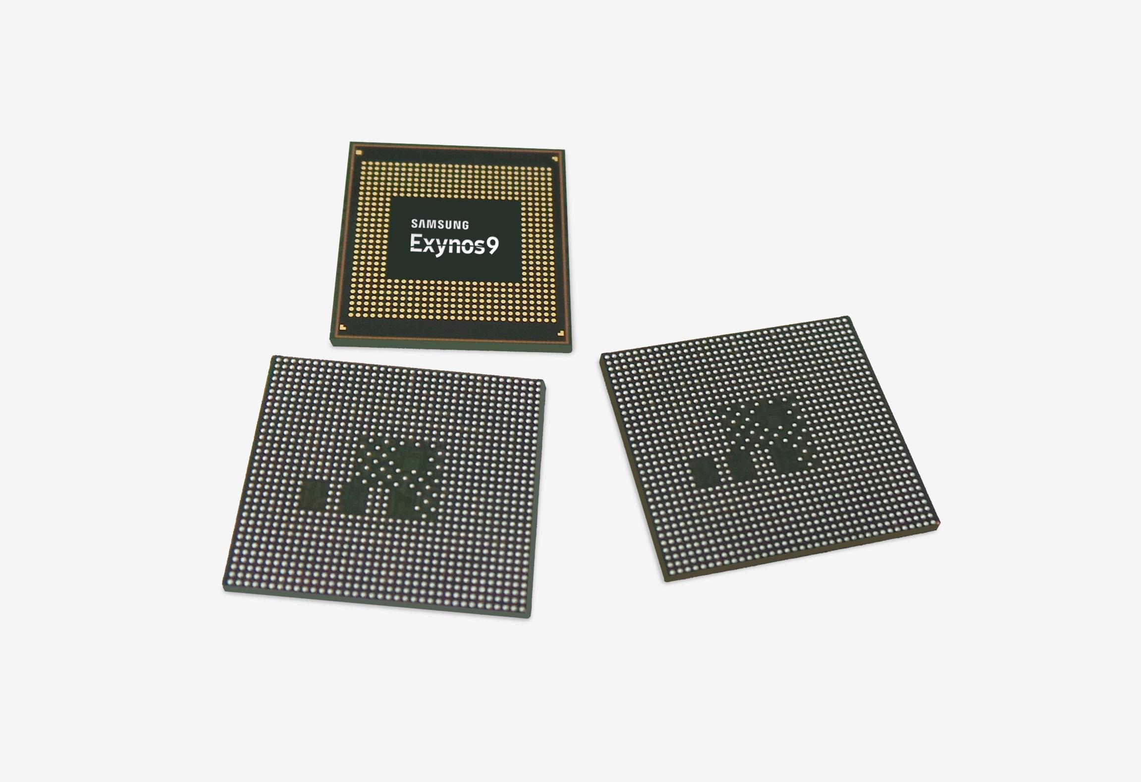Samsung、次世代SoC「Exynos 9810」を発表