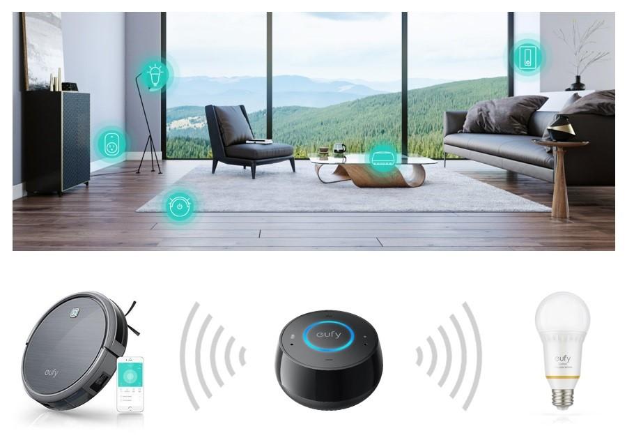 AnkerからAmazon Alexa搭載、スマートスピーカー「Eufy Genie」を4,980円で年内発売へ